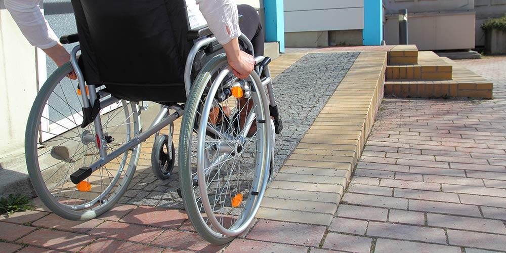 accessibilité cabinet médical